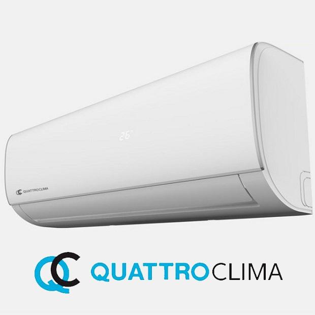 Кондиционер QuattroClima QV-PR07WA-QN-PR07WA Prato со склада в Астрахани, для площади до 21м2.