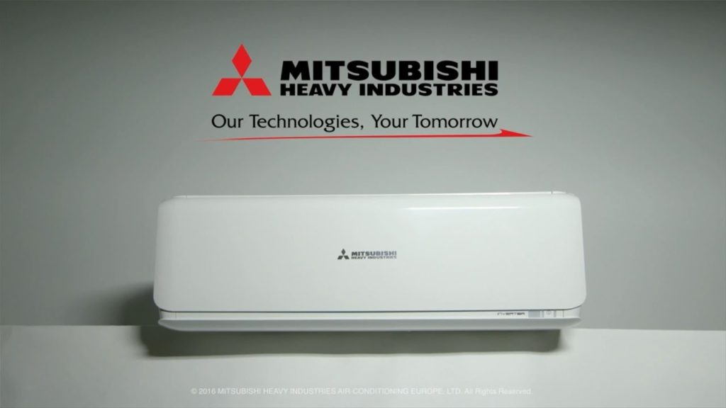 Mitsubishi Heavy кондиционеры