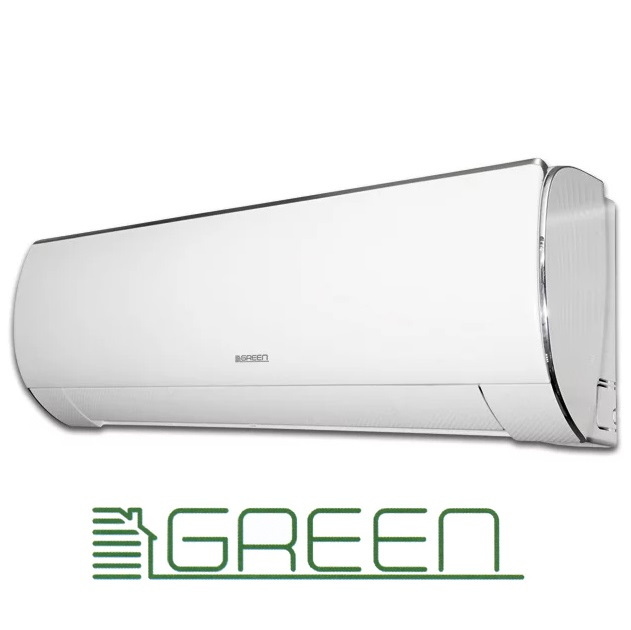 Настенный кондиционер Green GRI GRO-24 серия HH2, со склада в Астрахани, для площади до 65м2