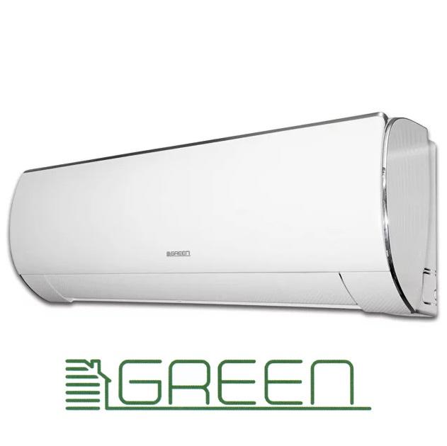 Настенный кондиционер Green GRI GRO-30 серия HH2, со склада в Астрахани, для площади до 75м2