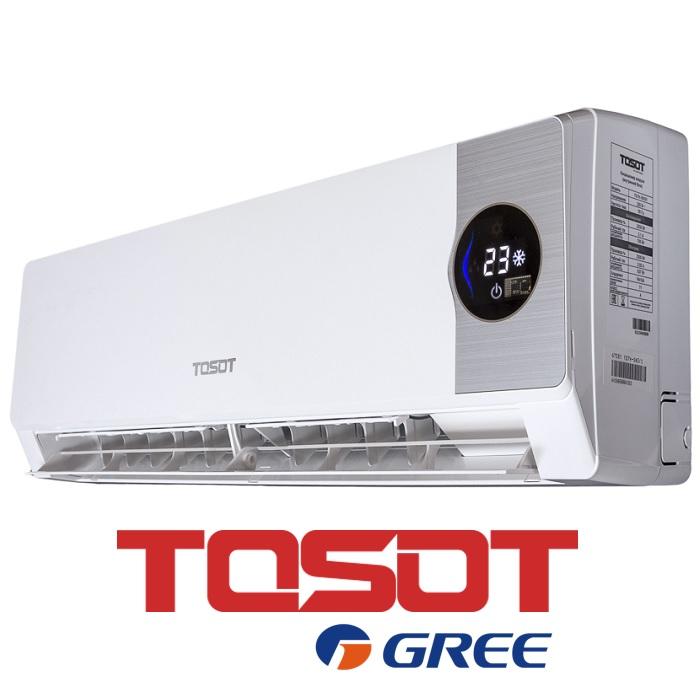 Сплит-система Tosot T07H-SN3-I - T07H-SN3-O серия Natal со склада в Астрахани, для площади до 21м2