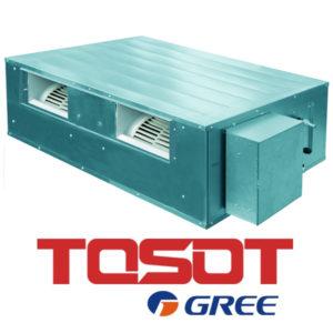 Кондиционер Tosot T60H-LD2I2T60H-LU2O со склада в Астрахани, для площади до 160м2. Официальный дилер!