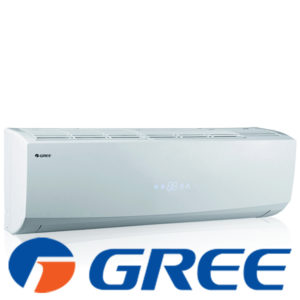 Настенный кондиционер Gree GWH12QC-K3NNC2A серия LOMO со склада в Астрахани, для площади до 36м2. Официальный дилер!