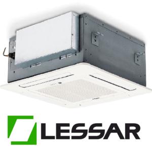 Кассетный кондиционер Lessar LS-HE12BCOA2 LU-HE12UOA2 LZ-BEB23 со склада в Астрахани, для площади до 32 м2. Официальный дилер!