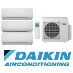 Мульти сплит-система Daikin 3MXS40K-CTXSx3 (комплект на 3 комнаты). Со склада в Астрахани.