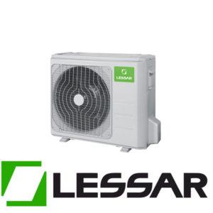 Наружный блок мульти сплит-системы Lessar LU-2HE18FMA2 серия eMagic Inverter, по низкой цене со склада в Астрахани. Бесплатная доставка. Звоните!