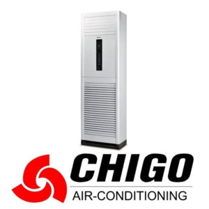 Колонный кондиционер Chigo CFI-120A6A / CFO-120A6A со склада в Астрахани, для площади до 120 м2. Официальный дилер!