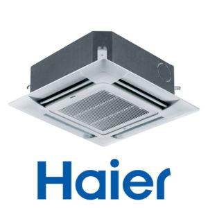 Инверторный Кассетный кондиционер Haier AB48ES1ERA(S) 1U48LS1ERB(S) PB-950JB со склада в Астрахани, для площади до 120 м2. Официальный дилер!