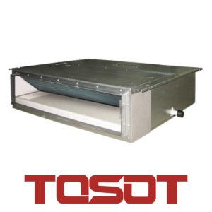 Инверторный канальный внутренний блок мульти сплит-системы Tosot T12H-FD-I со склада в Астрахани для площади до 35 м2. Бесплатная доставка. Звоните!