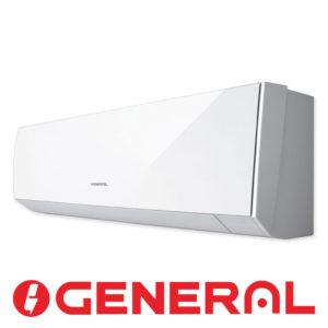 Инверторный настенный внутренний блок мульти сплит-системы General ASHG12LMCA со склада в Астрахани серия Energy Plus для площади до 35 м2. Бесплатная доставка. Звоните!