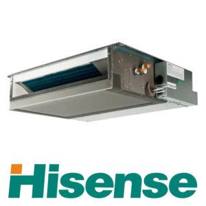 Канальный кондиционер Hisense AUD-12HX4SNL AUW-12H4SV со склада в Астрахани, для площади до 35 м2. Официальный дилер!
