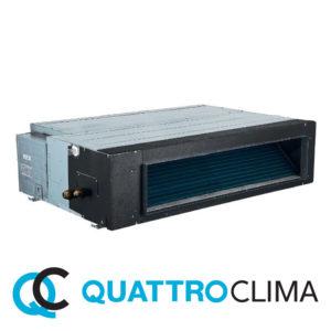 Канальный кондиционер QuattroClima QV-I48DF QN-I48UF со склада в Астрахани, для площади до 140 м2. Официальный дилер!