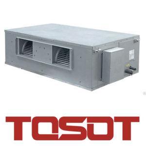 Канальный кондиционер TOSOT TFRI30B-I TFRI30B-O со склада в Астрахани, для площади до 300 м2. Официальный дилер!
