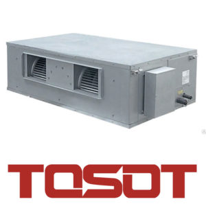 Канальный кондиционер TOSOT TFRI40B-I TFRI20B-O(×2) со склада в Астрахани, для площади до 400 м2. Официальный дилер!