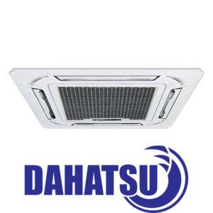 Кассетный кондиционер Dahatsu CS18K со склада в Астрахани, для площади до 50 м2. Официальный дилер!