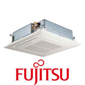 Кассетный кондиционер Fujitsu AUY30UUAR AOY30UNBWL со склада в Астрахани, для площади до 84 м2. Официальный дилер!