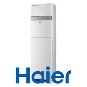 Колонный кондиционер Haier AP48DS1ERA(S) 1U48LS1EAB(S) со склада в Астрахани, для площади до 140 м2. Официальный дилер!
