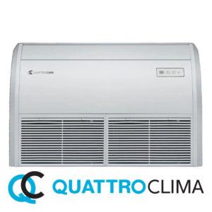 Напольно-потолочный кондиционер QuattroClima QV-I36FF QN-I36UF со склада в Астрахани, для площади до 105 м2. Официальный дилер!