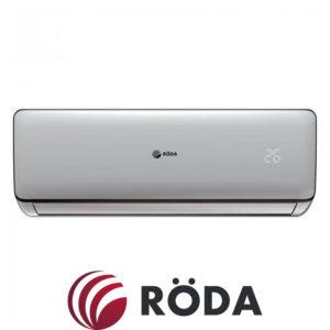 Инверторный кондиционер Roda RS-AL18F RU-AL18F со склада в Астрахани серия SILVER Inverter HOME LINE для площади до 50 м2. Бесплатная доставка. Звоните!