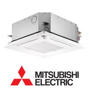 Инверторный Кассетный кондиционер Mitsubishi Electric SLZ-M50FA SUZ-KA50VA со склада в Астрахани, для площади до 50 м2. Официальный дилер!
