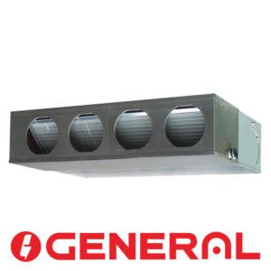Инверторный канальный внутренний блок мультизональной VRF системы General ARXA24GBLH со склада в Астрахани для площади до 71 м2. Бесплатная доставка. Звоните!