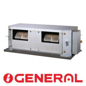 Инверторный канальный внутренний блок мультизональной VRF системы General ARXC96GATH со склада в Астрахани для площади до 280 м2. Бесплатная доставка. Звоните!