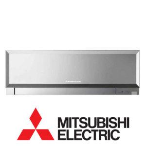 Инверторный настенный внутренний блок мульти сплит-системы Mitsubishi Electric MSZ-EF25VES со склада в Астрахани серия Design Inverter для площади до 25 м2. Бесплатная доставка. Звоните!