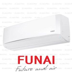 Кондиционер FUNAI RACI-SN25HP.D03 серии Sensei Inverter с установкой со склада в Астрахани для площади до 25м2.
