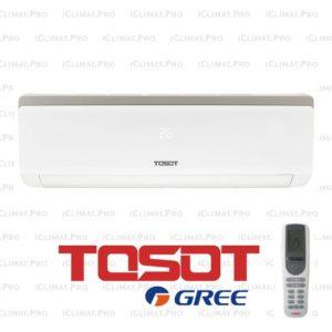 Кондиционер Tosot T28H-SNa-I - T28H-SNa-O серии NATAL с установкой со склада в Астрахани для площади до 80 м2